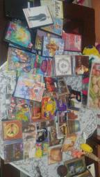 Vendo CDs e DVDs lote