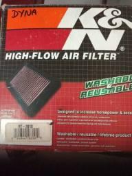 Filtro de ar K&N para motos ref RT 3910