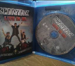 Blu Ray Scorpions
