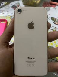 iPhone 8 256gb - Vendo ou troco por Android