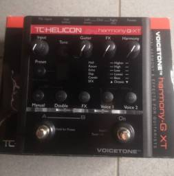 Pedal de voz TC Helicon Harmony-G XT