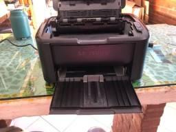 impressora samsung ml-1665 com defeito