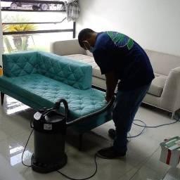 Título do anúncio: Limpeza de sofá