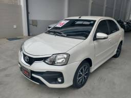 Toyota Etios Sedan Platinum