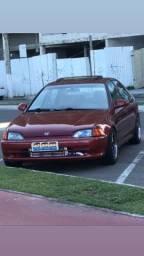 Título do anúncio: Honda Civic EX 93 - Turbo/Forjado
