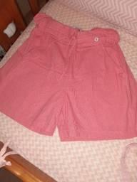 Título do anúncio: Shorts de tecido G