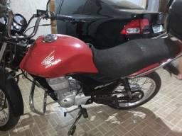 Título do anúncio: Honda Fan ks 125