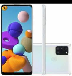 Troco um Samsung A21s em iPhone do meu interesse