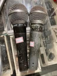 Microfone Shure SM-58 usado