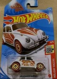 Hot Wheels Fusca Branco