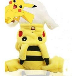 Título do anúncio: Roupinhas Pet Pikachu - P