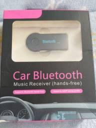 Título do anúncio: Receptor bluetooth novo na caixa na promoção