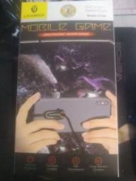 Promoção cabo gamer iPhone com ventosa