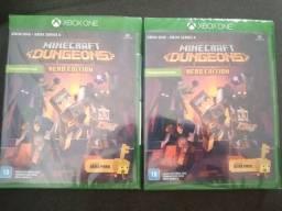 Minecraft Dungeons Xbox Lacrado