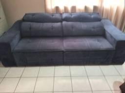 Sofá de pillow top