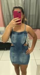 Vestido Jeans (Usado)