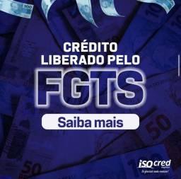 Título do anúncio: ANTECIPE SEU FGTS EM ATE 24 HORAS