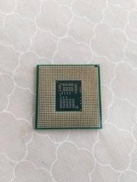 Processador notebook i3 380M 2.9Ghz + 2 ddr3 2gb 1333Mhz