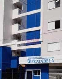 Apartamento com 2 dormitórios à venda, 55 m² por R$ 234.000,00 - Graciosa - Orla 14 - Palm