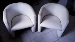 Poltronas Brancas