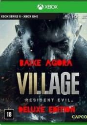 Resident evil 8 Xbox one