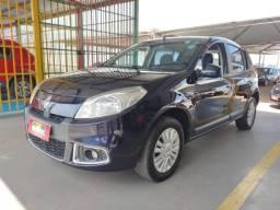 SANDERO 2011/2012 1.6 PRIVILÉGE 16V FLEX 4P AUTOMÁTICO