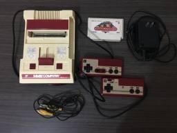 Nintendo Family Computer (Famicom Japonês) 8 Bits