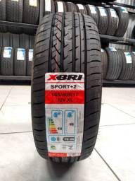 Pneu Aro 17 165/40 Xbri Sport+ 2 Extra Load 75V