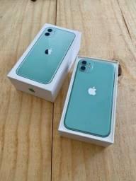 Título do anúncio: iPhone 11 128 GB - Green (verde)