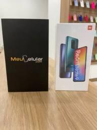 Xiaomi Redmi note 9 128GB Cinza