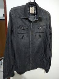 Título do anúncio: Camisa jeans Damyller