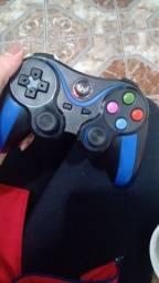Controle de jogo