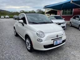 Título do anúncio: Fiat 500 Cabrio Flex 1.4 8V