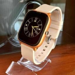 Smartwatch P8 GOLD + Pelicula