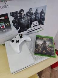 Título do anúncio: Xbox one s de 1tb