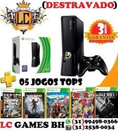 Xbox 360 Desbloqueado - Xbox 360