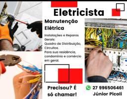 Título do anúncio: Prestação de serviços elétricos