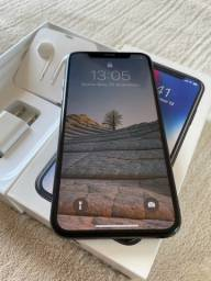 iPhone X 256 GB Preto (Impecável)