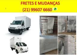 Fretes Mudanças Carretos - RJ