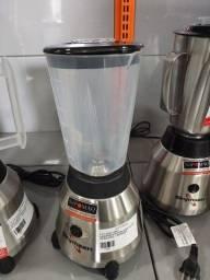 Título do anúncio: LT-1,5 - N Liquidificador inox c/ copo de plástico 110V