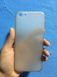 Capinha fosca de iPhone6