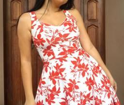 Vestido rodado estiloso!!