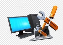 Conserto e Manutenção de Computadores e Notebooks