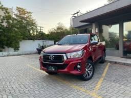 Título do anúncio: TOYOTA HILUX Toyota Hilux CD SRV 4x4 2.7 Flex 16V Aut.