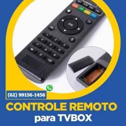 Título do anúncio: Controle para Tv Box 4K