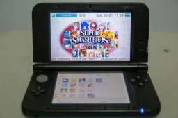 Nintendo 3ds Xl Azul Destravado + SD 32gb