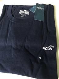 Camiseta Hollister - Original