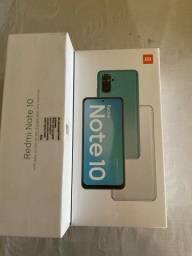 Xiaomi Note 10 128gb (cinza) lacrado.