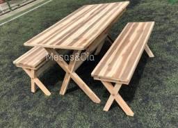 Mesa e cadeira variados modelos