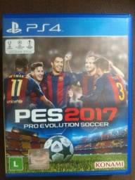 Futebol Pes 2017 PS4